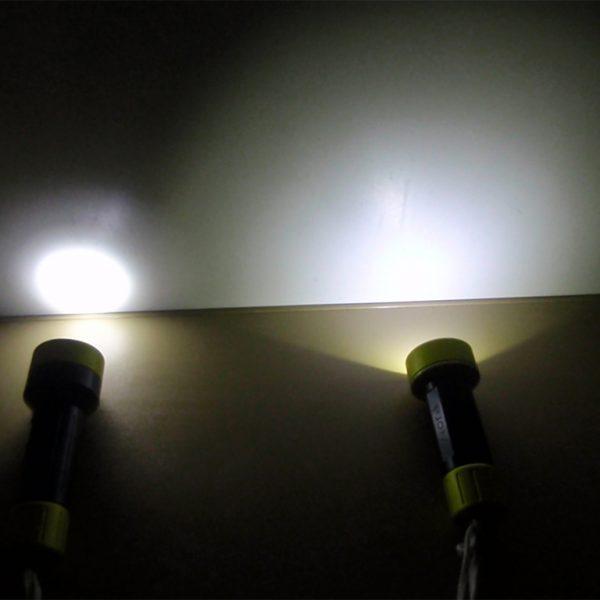 Choosing a Dive Light