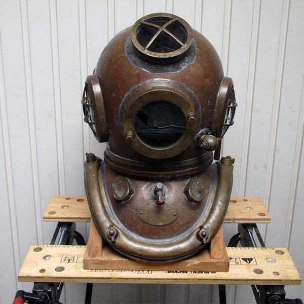 How Diving Helmets are made?