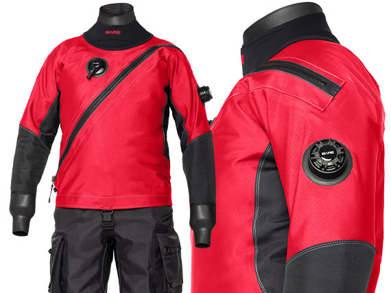 How Dry Suits are made?
