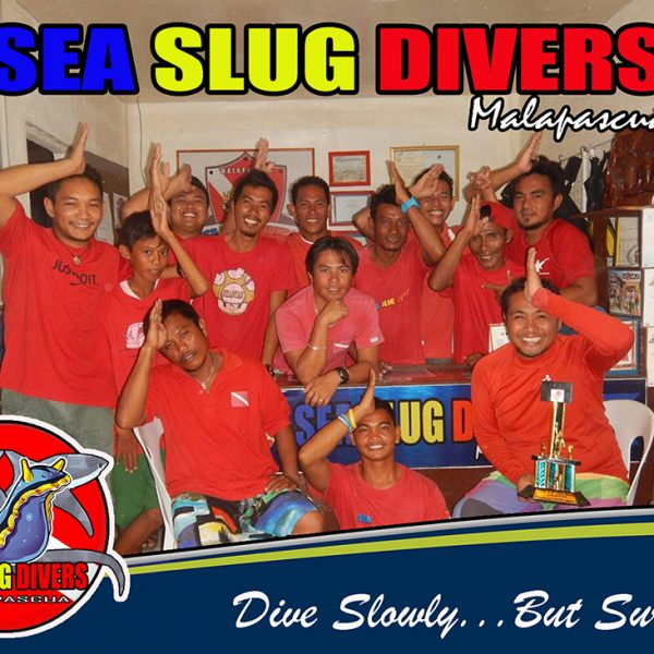 Sea Slug Divers (Malapascua)