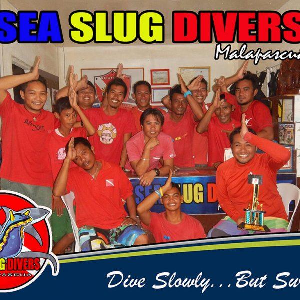 Sea Slug Divers (Malapascua)